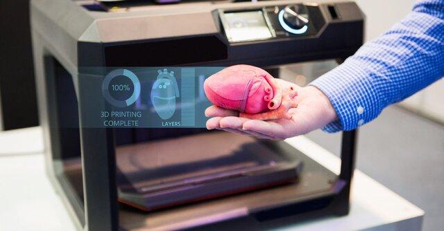 La impresión 3D aumenta especialmente en el campo de la cirugía reconstructiva.