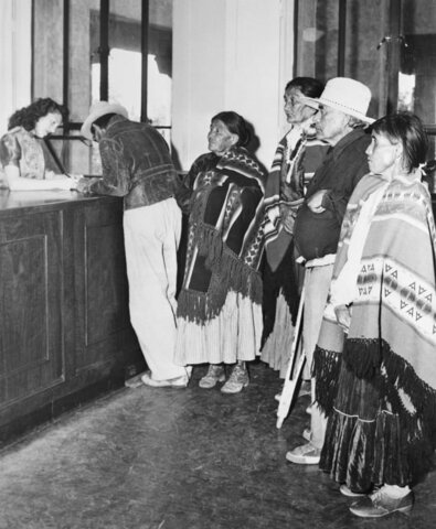 Citizenship to Native Americans