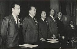 El grupo político