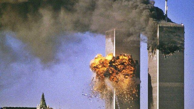 2001 – Atemptat a les Torres Bessones de Nova York.