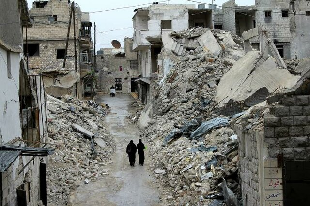 2011- Inici de la guerra civil a Síria.