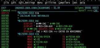 El desarrollo de COBOL