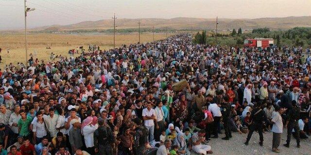 2015 – Crisi dels refugiats a Europa.