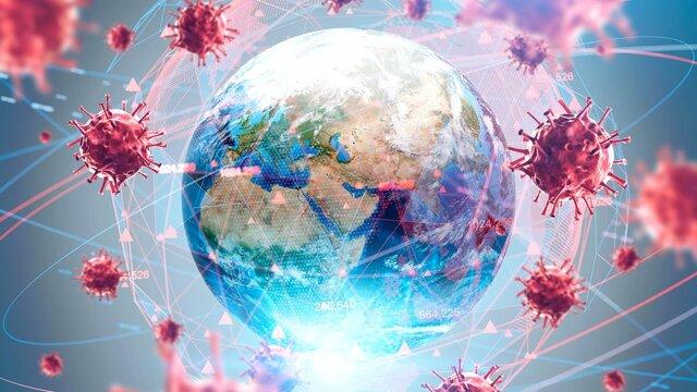 Pandèmia mundial (Covid-19).
