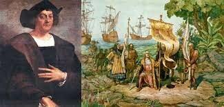Ο Χριστόφορος Κολόμβος φτάνει στην Αμερική