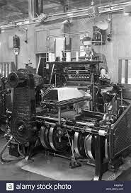 Invenció de l'impremta (Gutenberg)