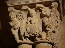 Escultures medievals