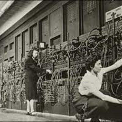 Generaciones de los ordenadores timeline