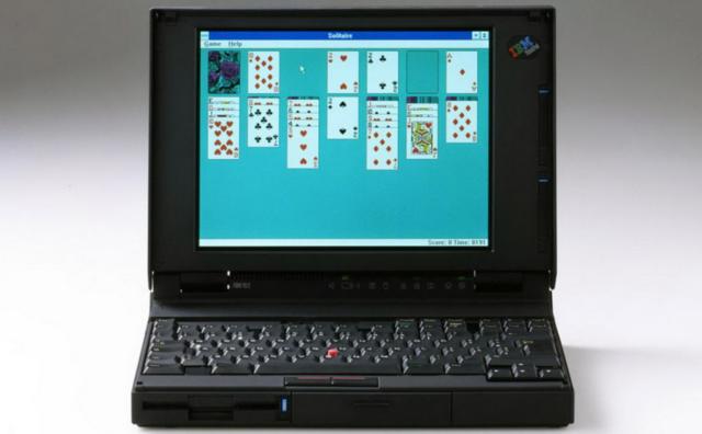 IBM, ThinkPad