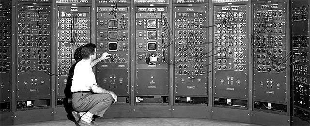 Ordinador digital electrònic