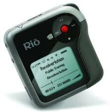 Création des premiers lecteur MP3