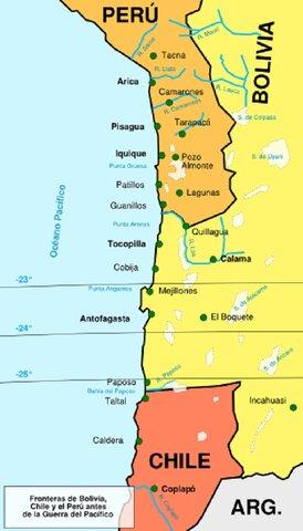 Tratado de límites entre Chile y Bolivia