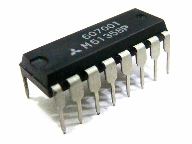 Circuito integrado (3a generación)