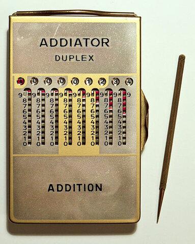 Calculadora de bolsillo