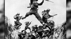 La primera guerra mundial timeline