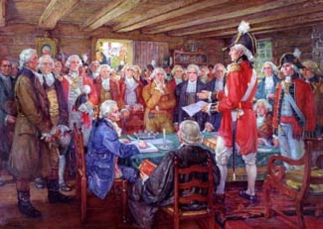 Constitutional Act of 1791 (Third Constitution)