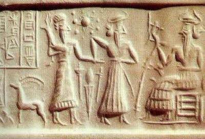 Las Tablillas Sumerias