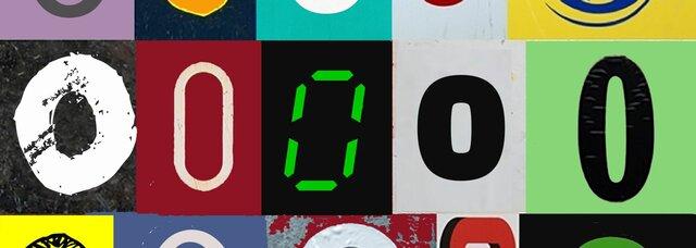 """Aparece el simbolo """"0"""" (creo)"""