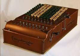 Wilhem Schickard inventa la primera calculadora mecánica