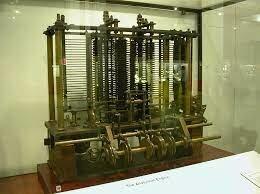 Charles Babbage describe la máquina analítica