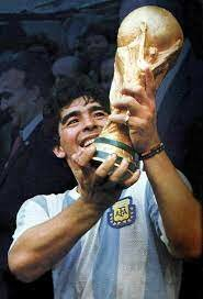 mort de Maradona