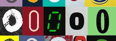 Aparece el símbolo 0 (cero)