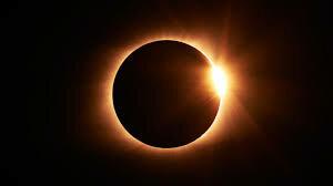 Eclipse parcial de la lluna