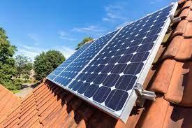les plaques solars son contaminants