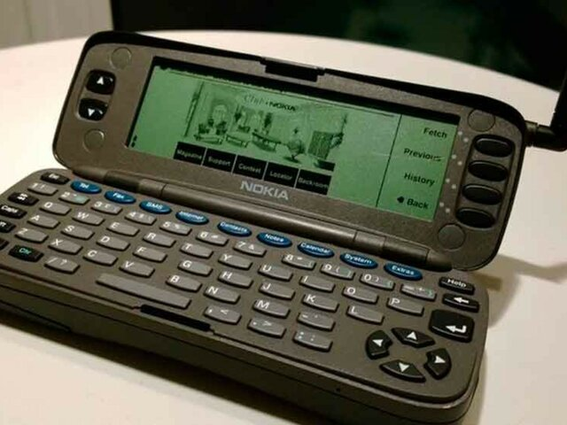 Primer smartphone