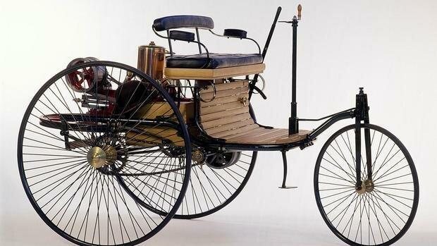 EL primer coche del Mundo