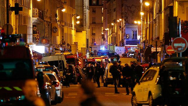 ATAC TERRORISTA A PARÍS