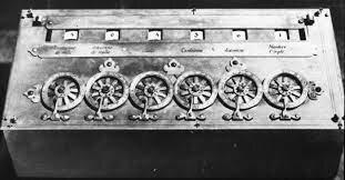 Historia de la informática: era mecánica