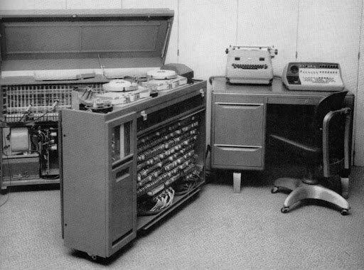 IBM 610 - primer ordenador personal