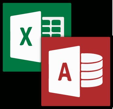 Microsoft Excel y Access