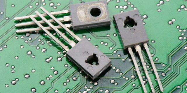 Transistor