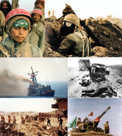 Fin de la guerre Iran-Irak