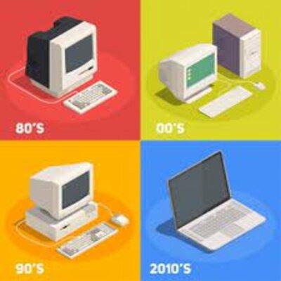 Evolución  timeline