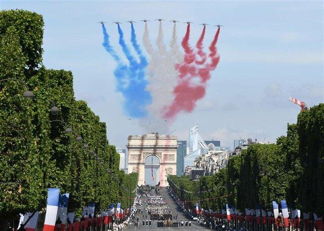 HECHO RELEVANTE Día Nacional de Francia (HD)