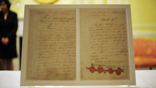 The treaty Paris