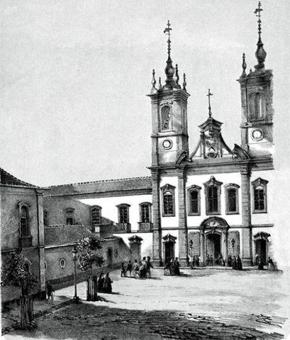Criação do Colégio Pedro II