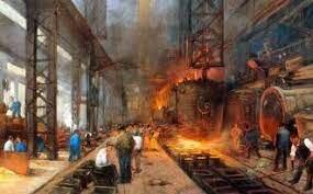 Revolución Industrial: Hechos importantes