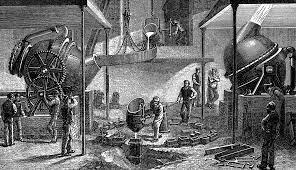 Segunda Fase de la Revolución Industrial