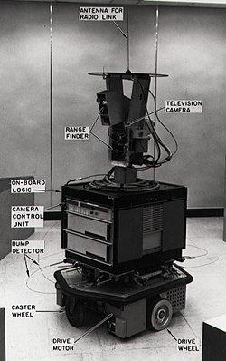 El primer robor y comienzo de la robotica