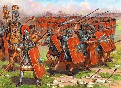 Intervención romana