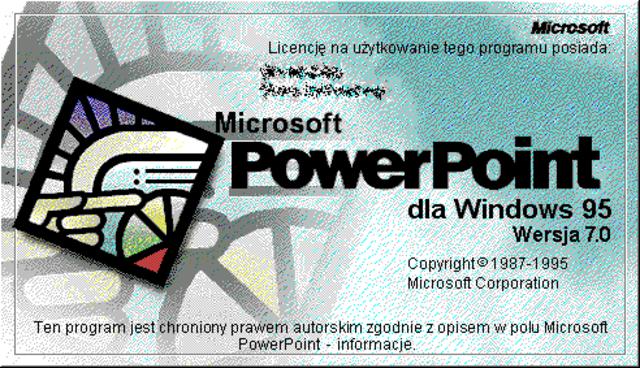 POWER POINT 95.- Agosto de 1995