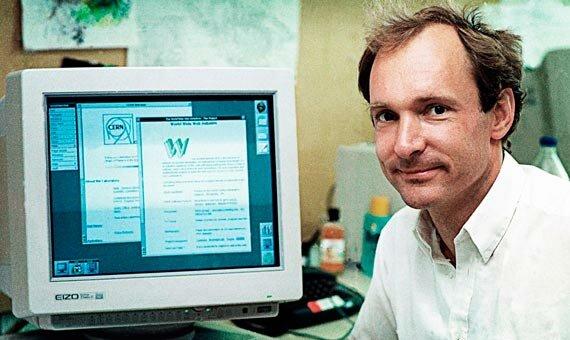 1989 INICIO DE LA WEB