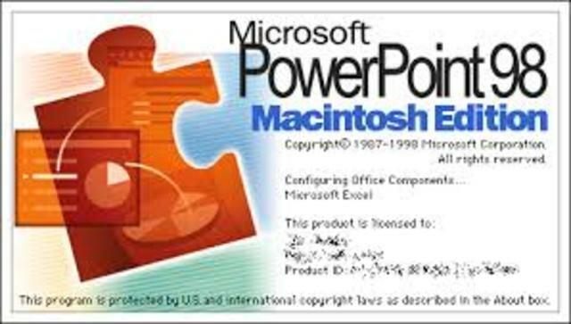 POWER POINT 98.-Enero de 1998