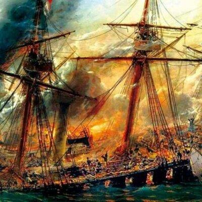 Importantes sucesos en la Guerra del Pacífico (1879 – 1883) timeline