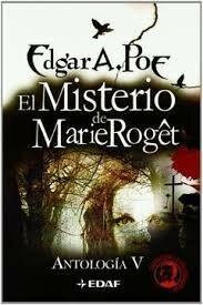 Publica El misterio de Marie Rogêt