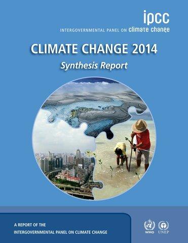 Fifth IPCC report